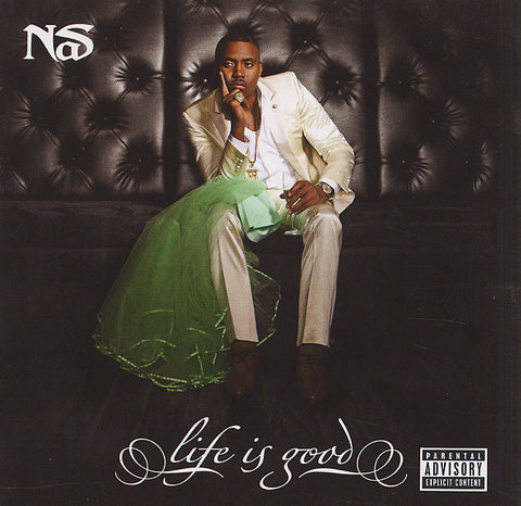 "Nas ""Life Is Good"" (Audio CD)"