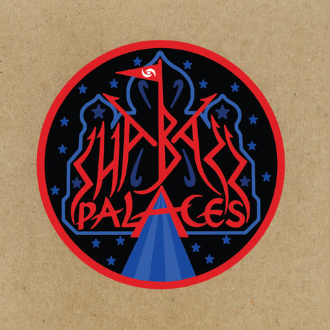 "Shabazz Palaces ""Shabazz Palaces"" (Red Vinyl LP)"