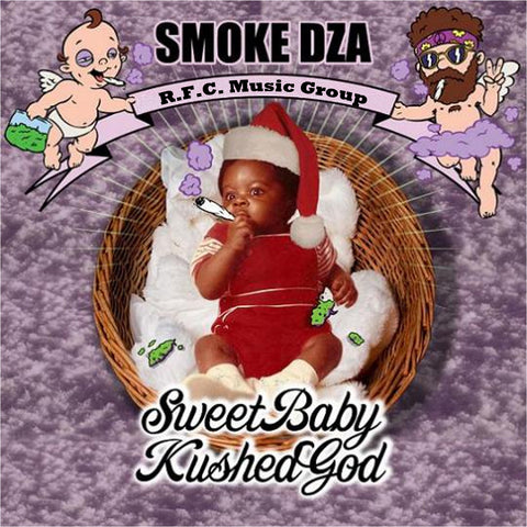 "Smoke DZA ""Sweet Baby Kushed God"" (Vinyl LP)"