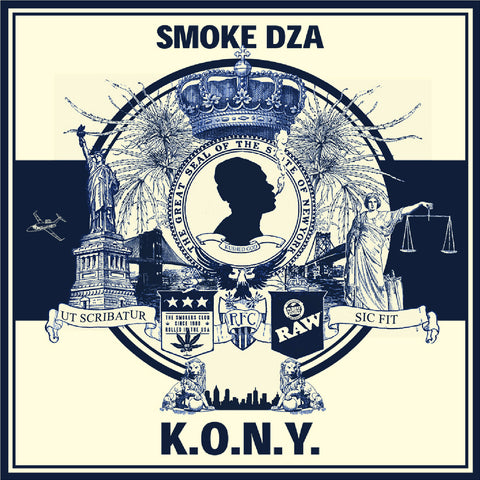 "Smoke DZA ""K.O.N.Y."" (Audio CD)"