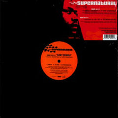 "Supernatural ""Victory"" (feat. Warchild of Lootpack) (Vinyl 12"")"