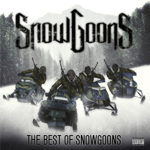 "Snowgoons ""The Best of Snowgoons"" (Audio 2xCD)"
