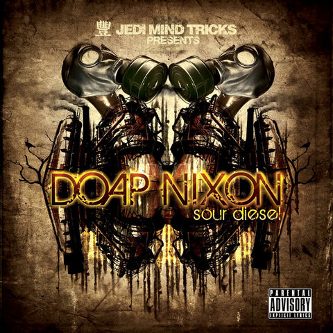 "Jedi Mind Tricks Presents: Doap Nixon ""Sour Diesel"" (Audio CD)"
