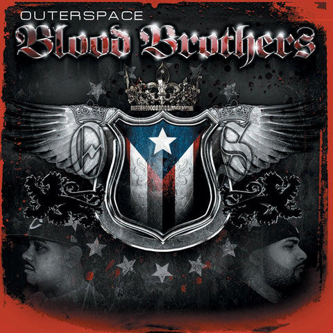"Outerspace ""Blood Brothers"" (Audio CD)"