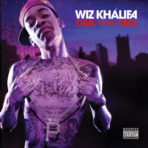 "Wiz Khalifa ""Deal Or No Deal"" (Vinyl 2XLP)"