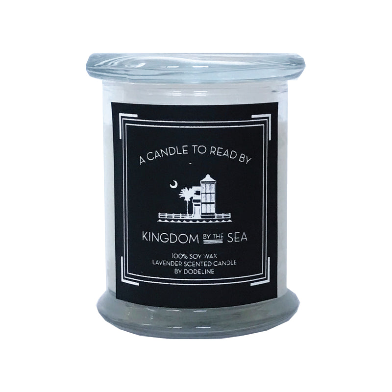 Back in Stock :: Charleston candle!