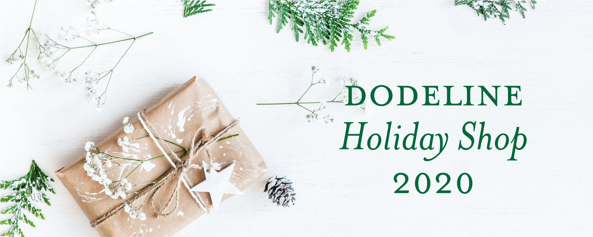 dodeline holiday shop 2020