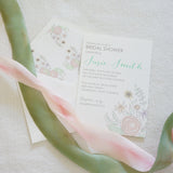 Whimsy | Flowers - shop greeting cards, handmade stationery, & wedding invitations by dodeline design - 2