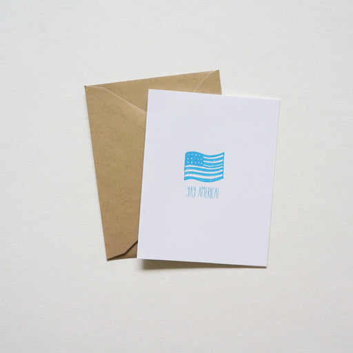 Yay America! - shop greeting cards, handmade stationery, & wedding invitations by dodeline design