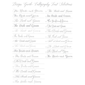 Gatsby | Wedding Invitation Suite - shop greeting cards, handmade stationery, & wedding invitations by dodeline design - 3