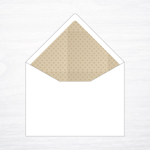 Printed Envelope Liner
