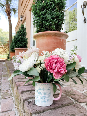 Mother's Day Flowers & Mug