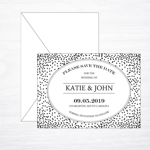 Dot | Wedding Save the Date