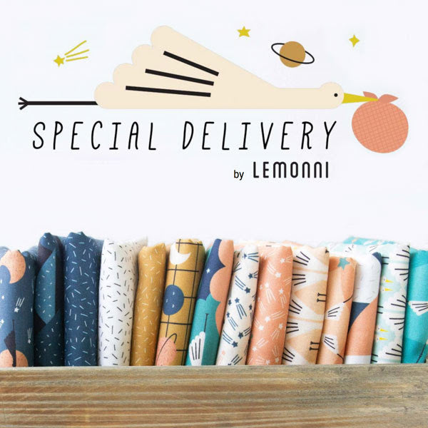 Special Delivery + 2 new Dashwood lines