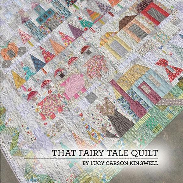 Have you seen That Fairy Tale quilt?