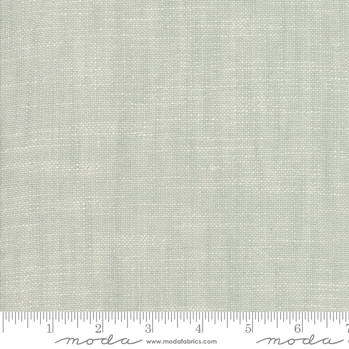 Boro Wovens Foundations, Slub Canvas in Light Gray