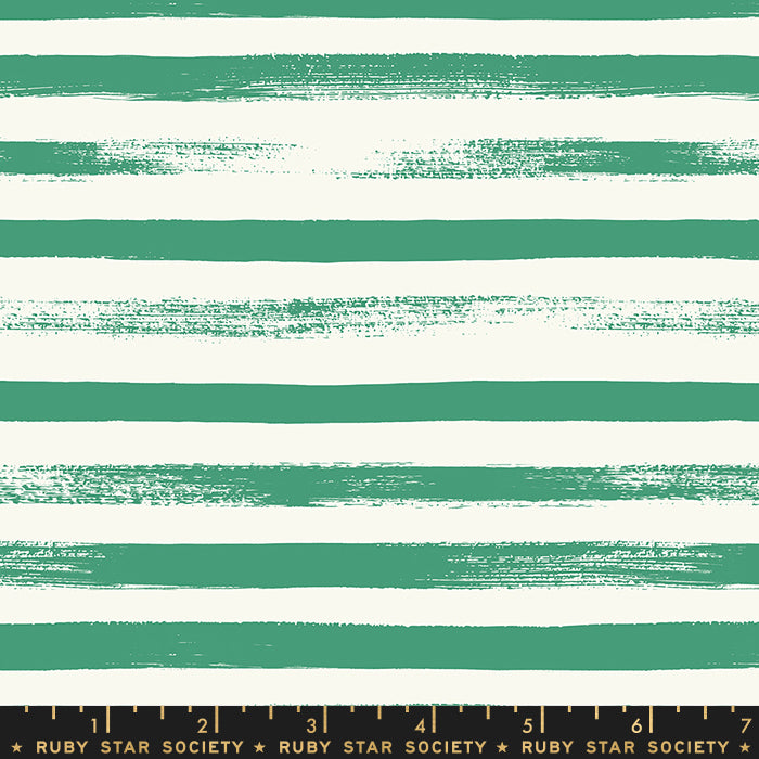 Zip!, Stripe in Emerald Green