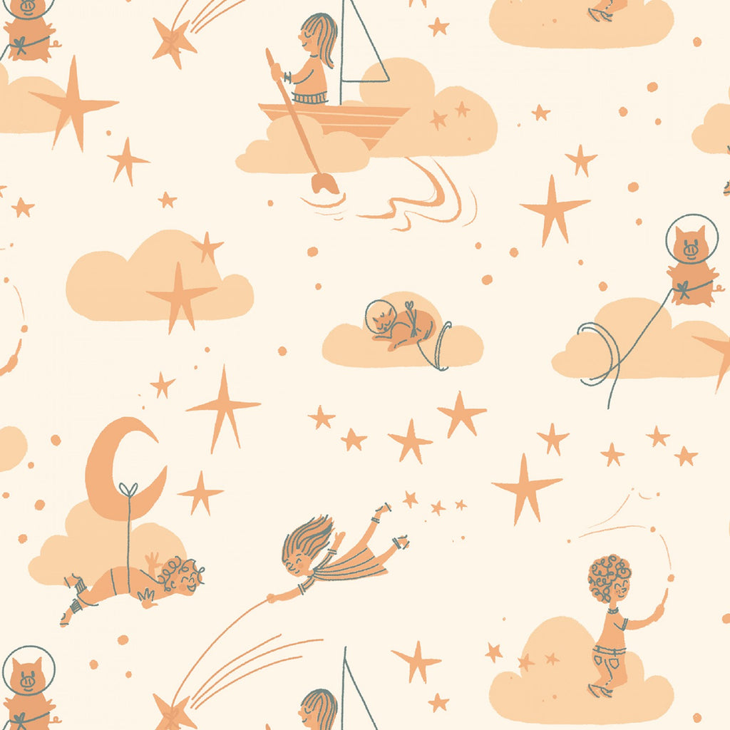 Playground, Among the Stars in Peach