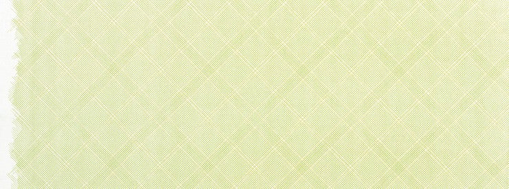 Collection CF, Grid Diamond in Green