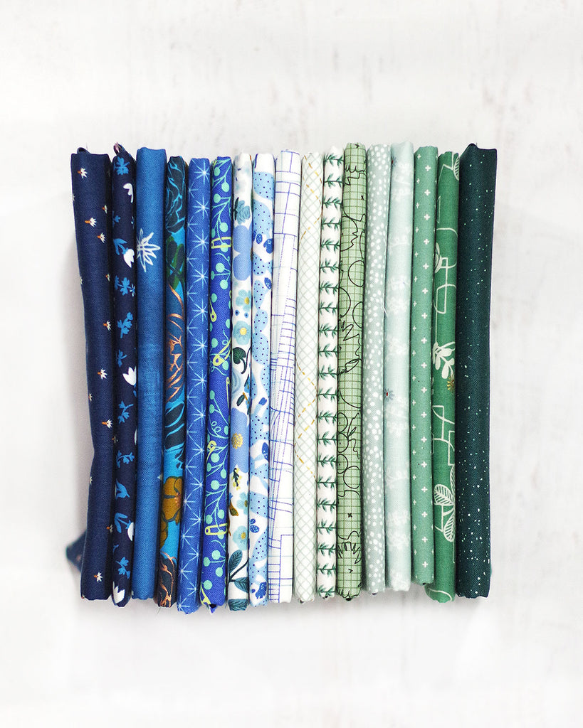 Lush fat quarter bundle