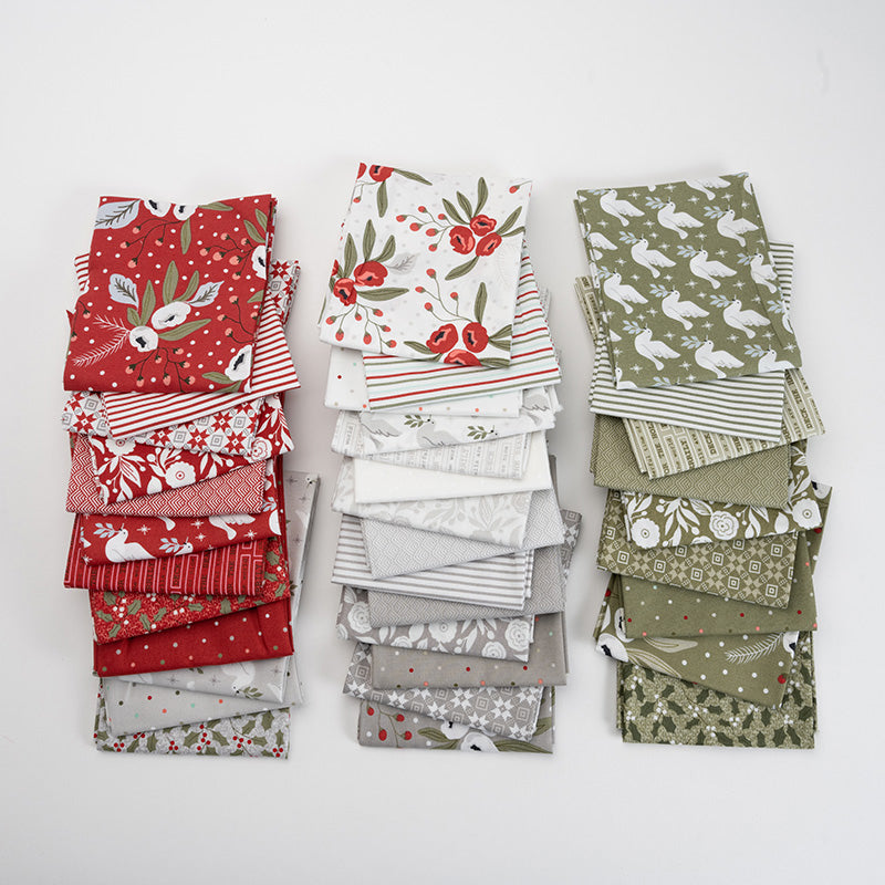 Christmas Morning charm pack by Lella Boutique