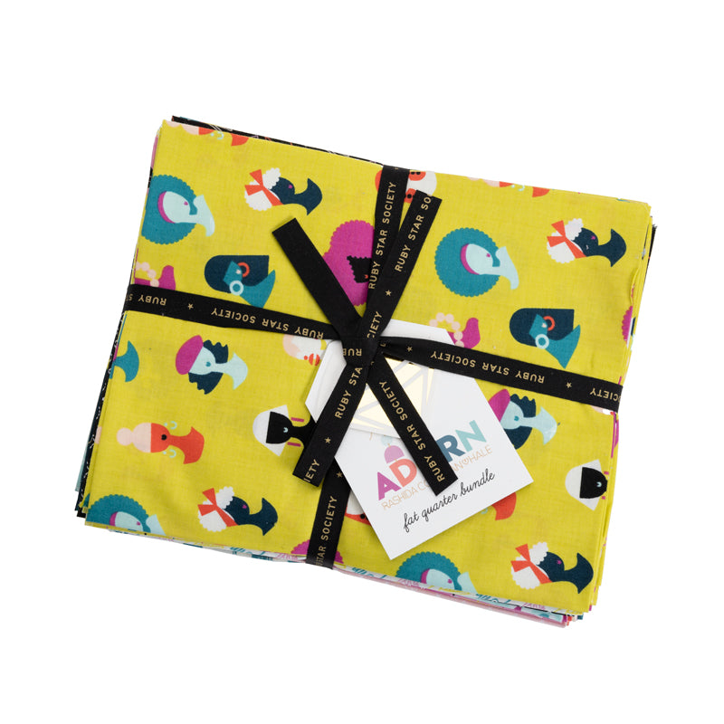 Adorn fat quarter bundle (PREORDER)