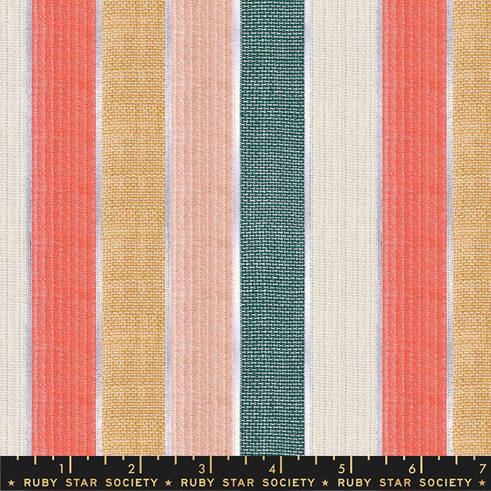 Candlelight Wovens, Jubilee in Holiday Stripe (PREORDER)
