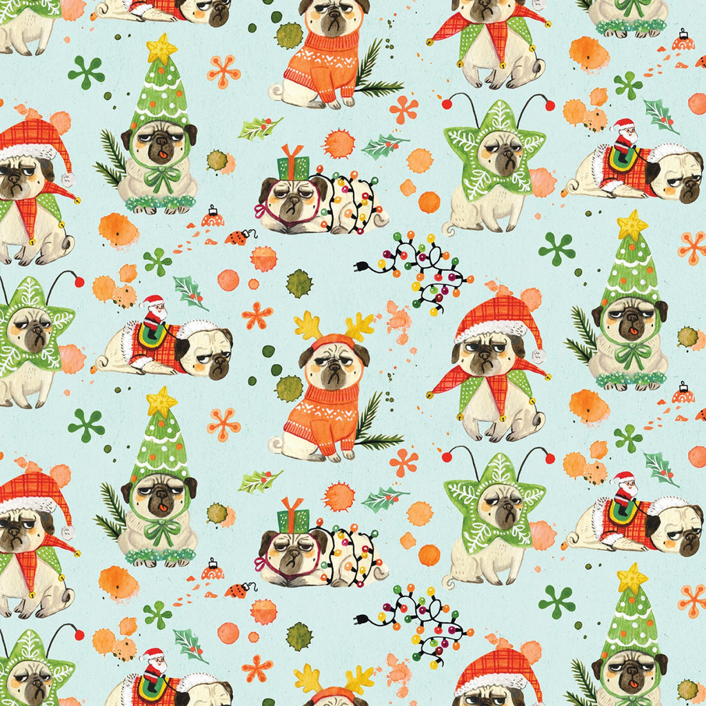 Bah Hum-Pug, Christmas in Multi