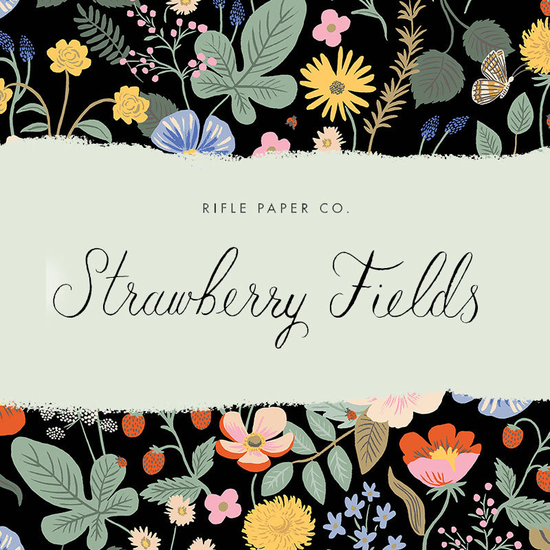 Strawberry Fields fat quarter bundle (PREORDER)