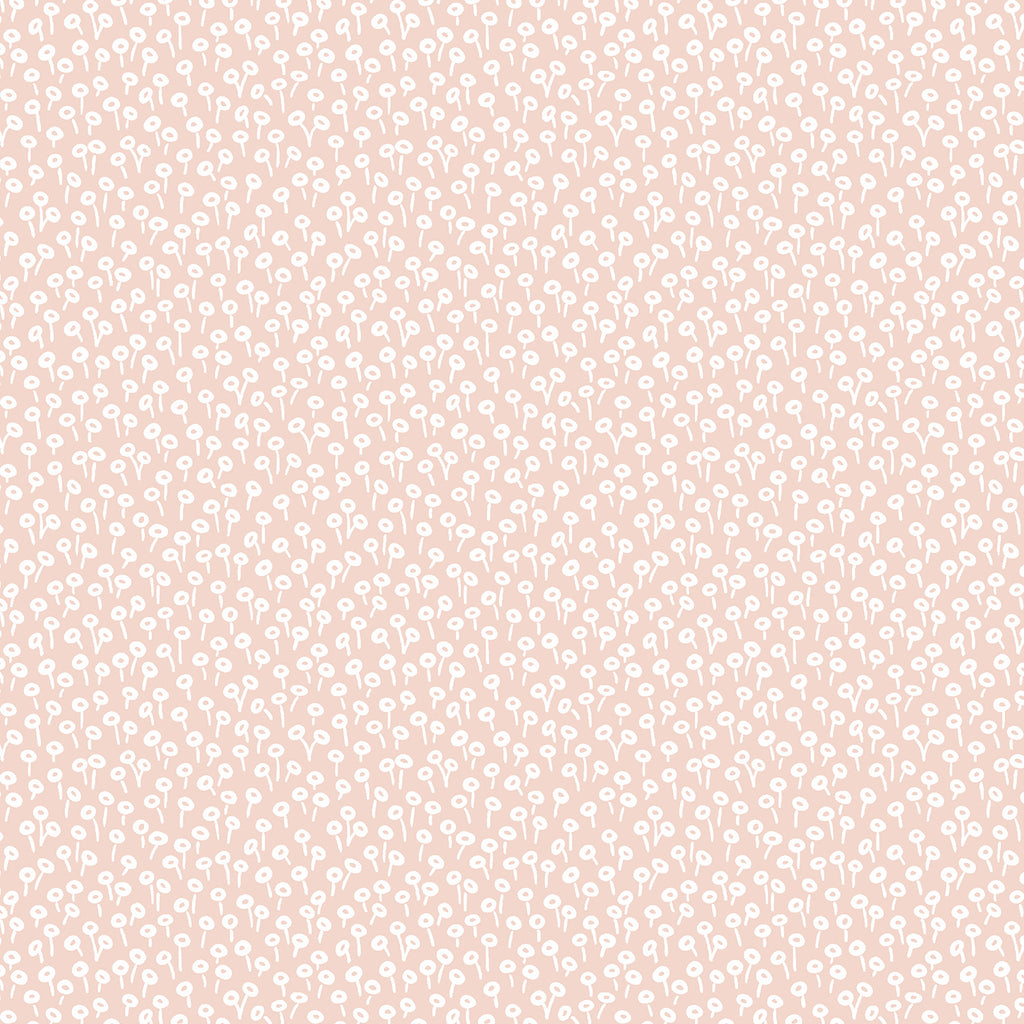 Rifle Paper Co. Basics, Tapestry Dot in Blush (PREORDER)