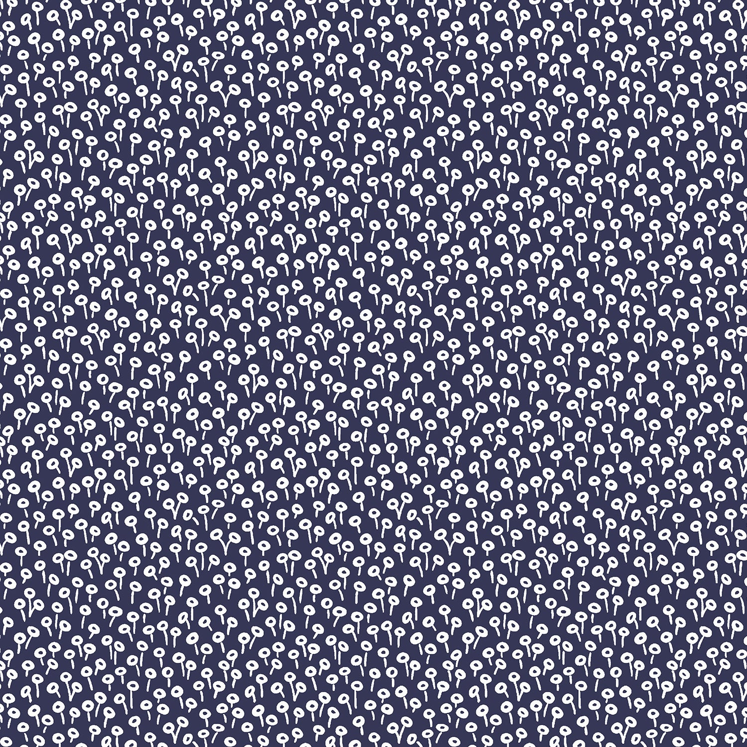Tapestry Dot  Navy  by Rifle Paper Co.
