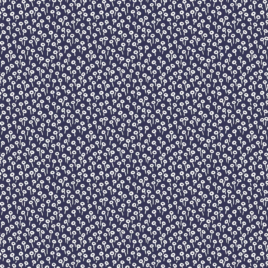 Rifle Paper Co. Basics, Tapestry Dot in Navy