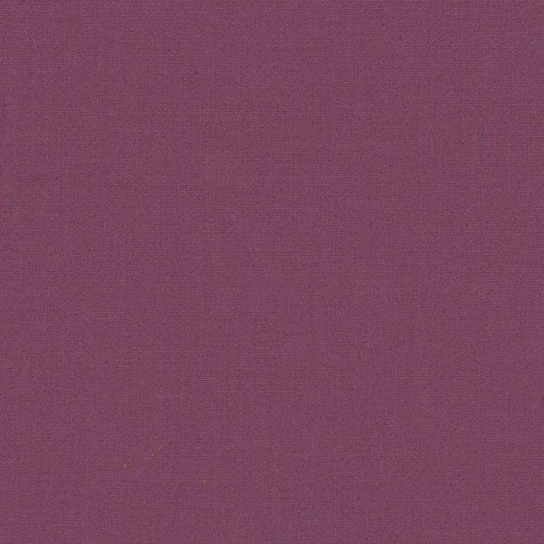 Cotton Couture solid in Aubergine