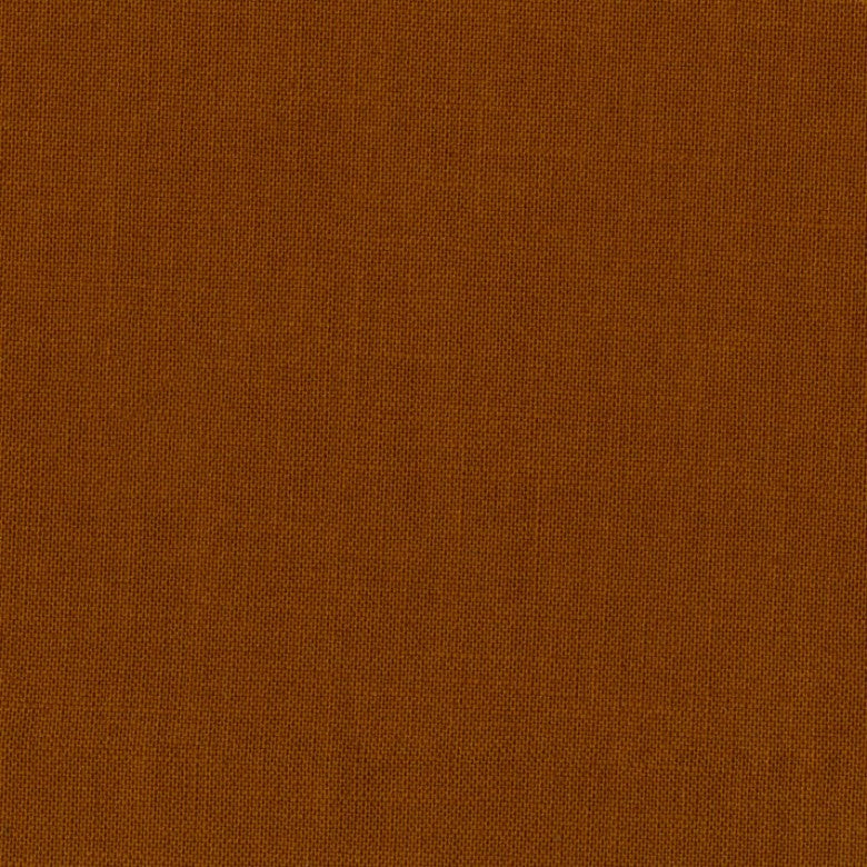 Cotton Couture solid in Cinnamon