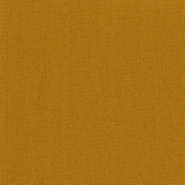 Cotton Couture solid in Ochre
