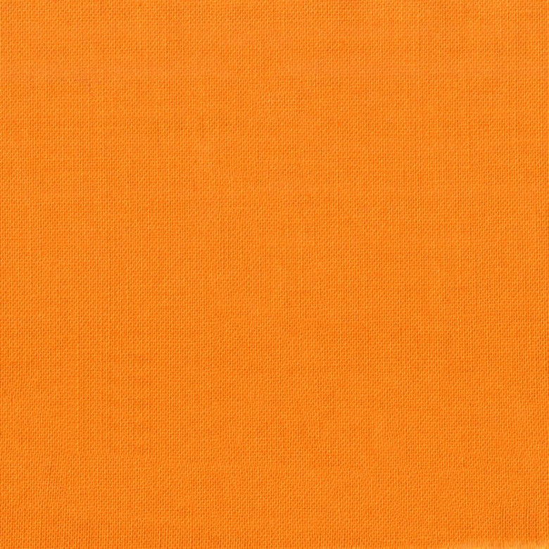 Cotton Couture solid in Orange