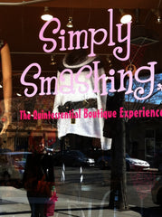 Simply Smashing Boutique Store Front