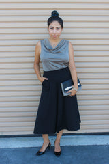 Theia Grazi Tembo Skirt-Work Look