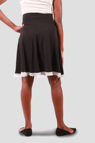 Liana Skirt Black
