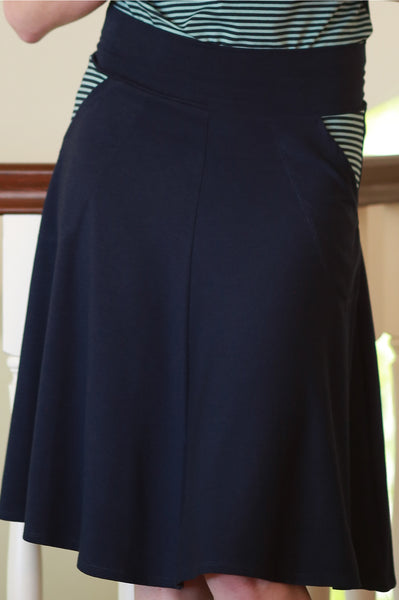 Verona Skirt 3 Midnight