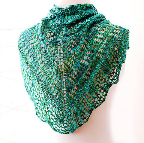 Picture of B2 Shawl -- Instant Download