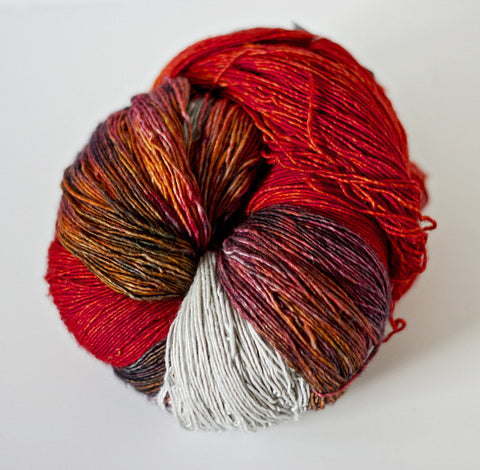 Picture of Ohm Shawl Kit in Ember 2