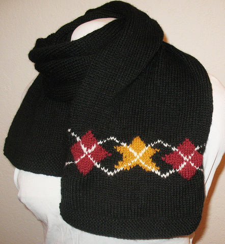 Picture of Stargyle Scarf -- Instant Download