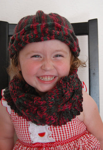 Picture of Sookie Cowl -- Instant Download