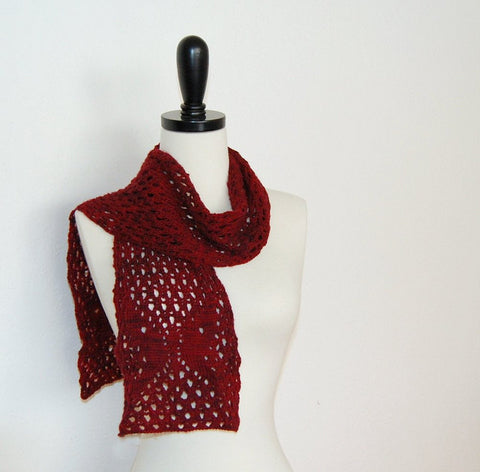 Picture of Butterfly Scarflet‏ -- Instant Download