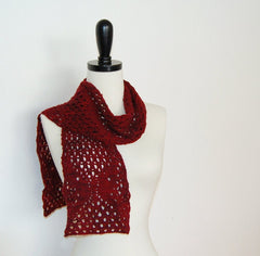Butterfly Scarflet‏ -- Instant Download