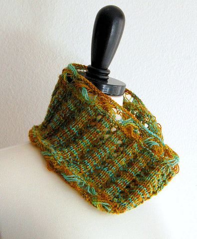 Picture of Fundamental Lace Cowl -- Instant Download