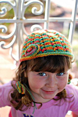 Picture of Maya's Hat (Child Size 3T-6T) -- Instant Download