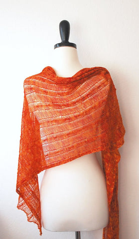 Picture of Orange Marmalade Wrap -- Instant Download