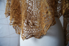 Sweet Shawl -- Instant Download